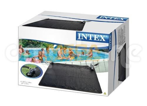 Pannello solare intex eco friendly solar mat filtri per - Pannello solare per piscina ...
