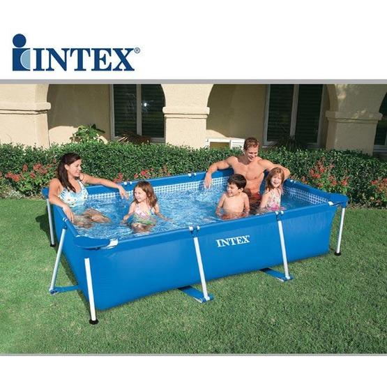Liner per piscina metal 450 x 220 cm - Ricambi piscine intex ...