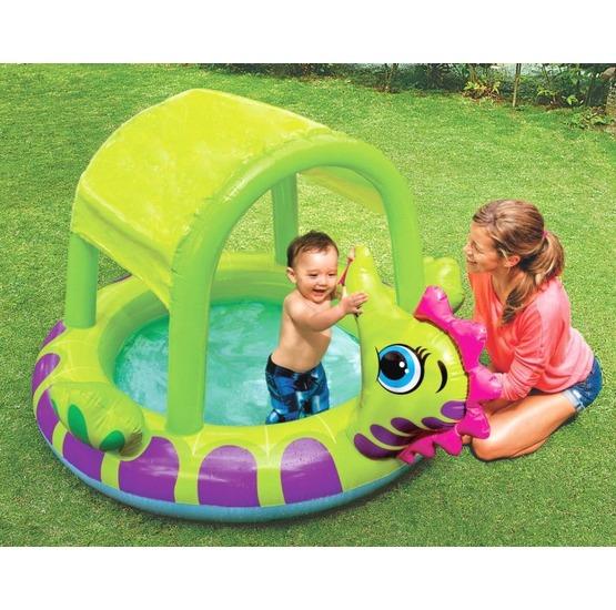 Piscina intex per bambini piccoli seahorse pool - Piscine gonfiabili per bambini toys ...