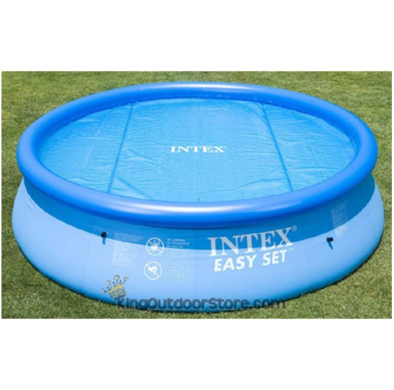 intex Copertura Solar per piscina Easy - Metal 457 cm
